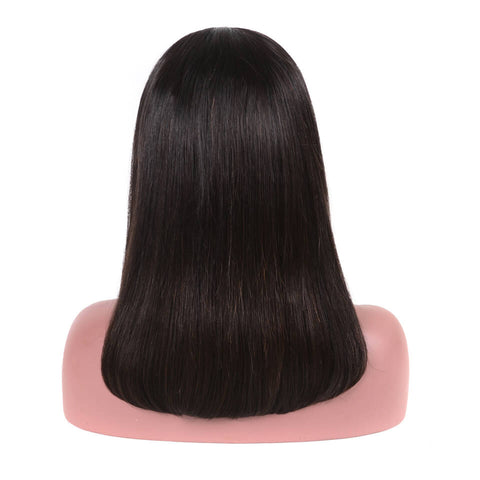 STRAIGHT BOB LACE FRONTAL WIG