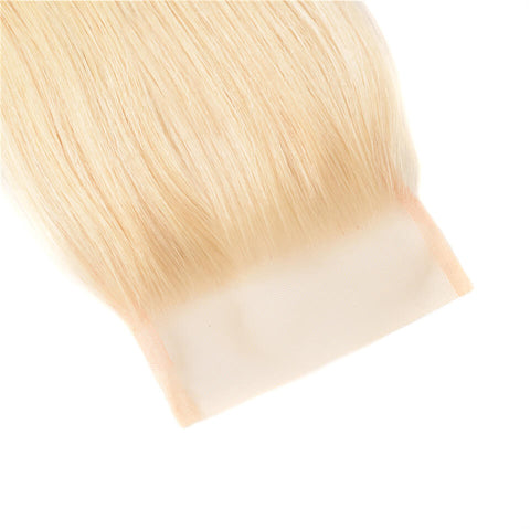 LACE CLOSURE - #613 BLONDE STRAIGHT