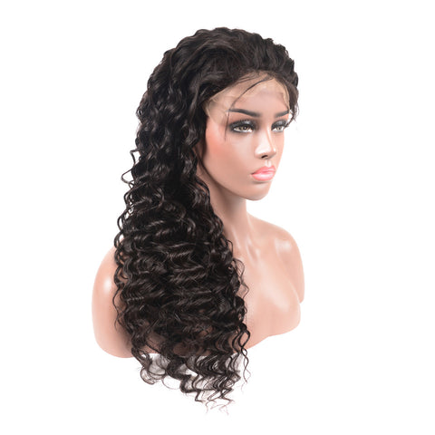 BEACHWAVE- LACE FRONTAL WIG