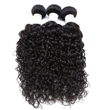 LACE CLOSURE - BEACHWAVE+ 3 BUNDLES(#1B)