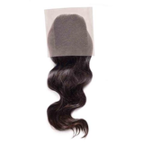 LACE CLOSURE - BODY WAVE- BRAZILIAN