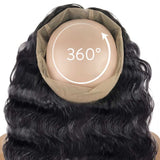 360° LACE FRONTAL - BODY WAVE