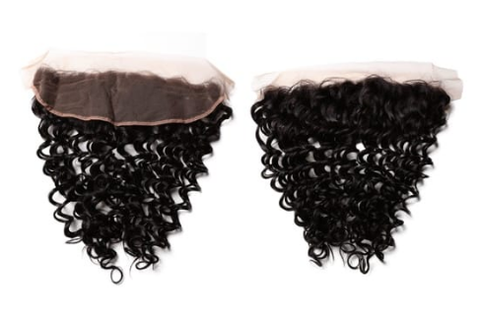 "13"" X 4"" LACE FRONTAL -KINKY CURLY"