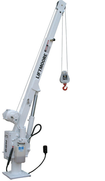 Liftmoore 206EL 2,000 lb. Truck Crane (Power Boom)