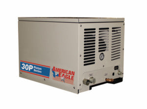 American Eagle 30P 30 CFM Hydraulic Drive Single Stage Air Compressor
