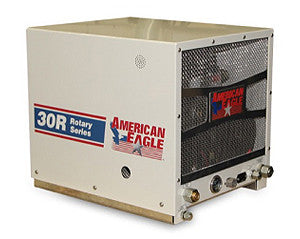 American Eagle 30R 30 CFM Hydraulic Driven Rotary Air Compressor