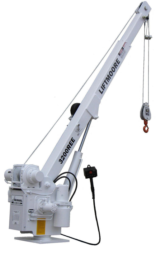 Liftmoore 3200REE Truck Crane - Power Boom, Rotation, Extension