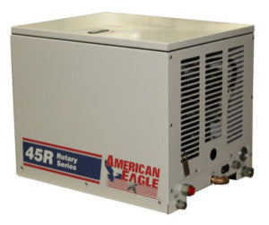 American Eagle 45R 40 CFM Hydraulic Driven Rotary Air Compressor