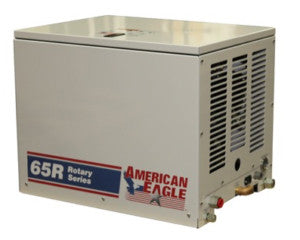 American Eagle 65R 65 CFM Hydraulic Driven Rotary Air Compressor