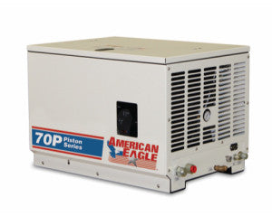 American Eagle 70P 70 CFM Hydraulic Drive Single Stage Air Compressor
