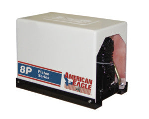 American Eagle 8P 8 CFM Hydraulic Drive Single Stage Air Compressor