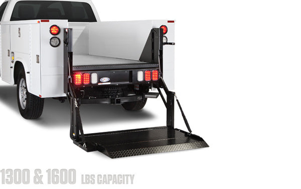 "G2-54-1342 TP38 Tommy Lift Service Body Liftgate - 38"" Deep Platform"
