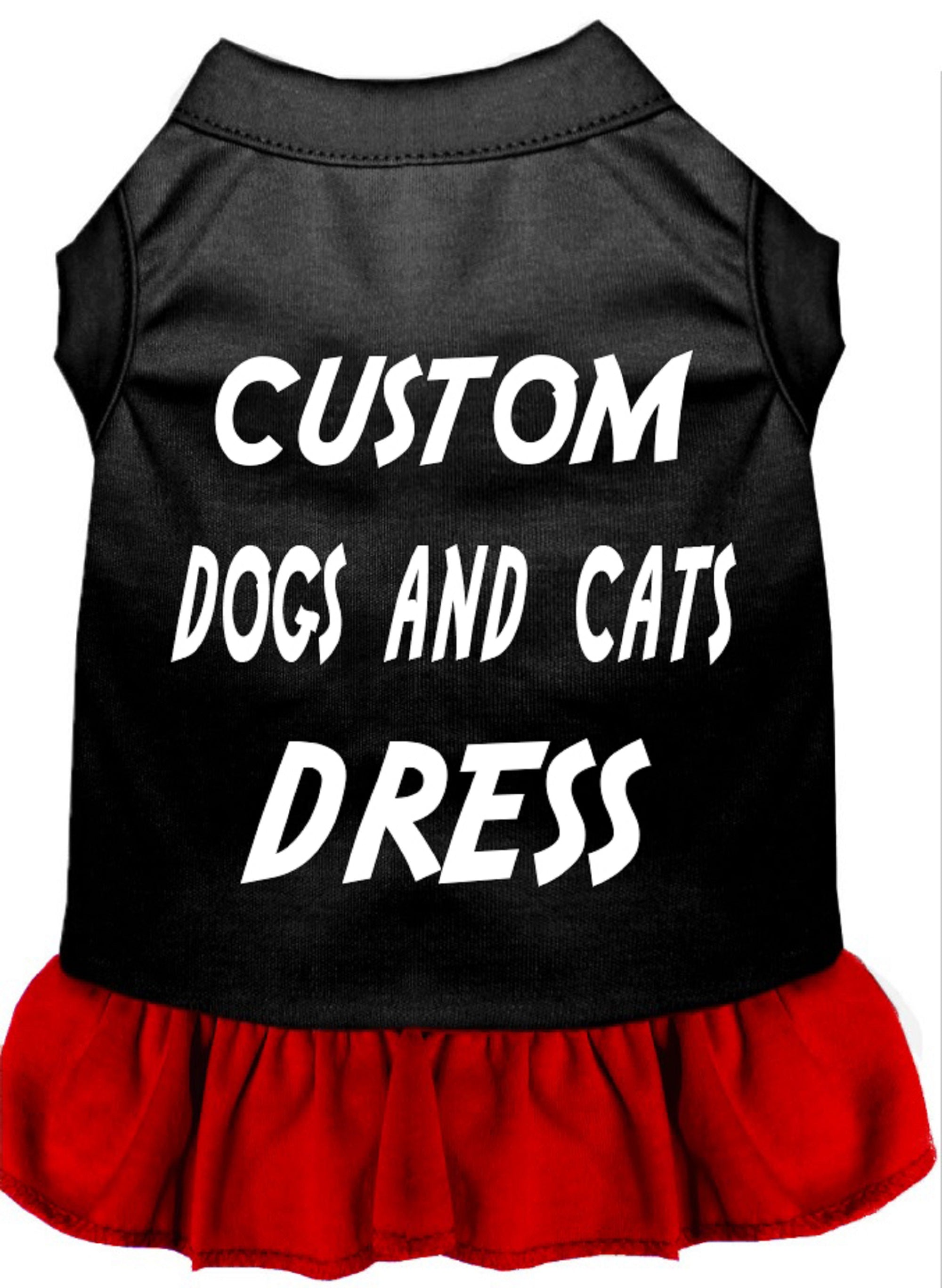 Dogs/Cats Dress