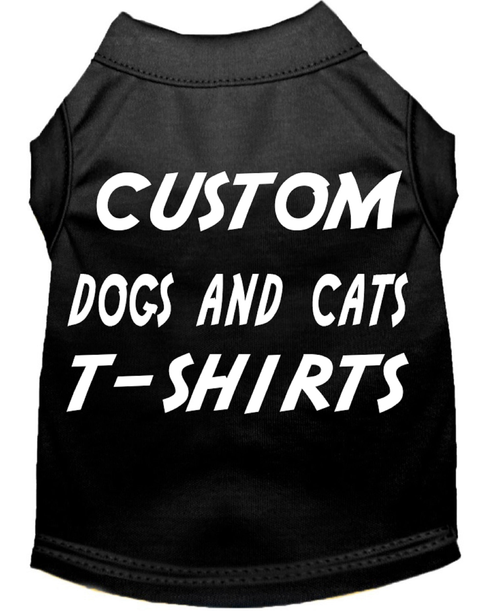 Dogs/Cats T-Shirts