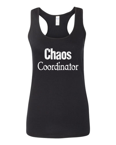 Women's SoftStyle Chaos Coordinator Racerback Tank Top