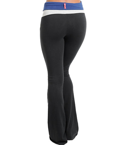 Women's Black Yoga Legging Pants - Comfort Styles