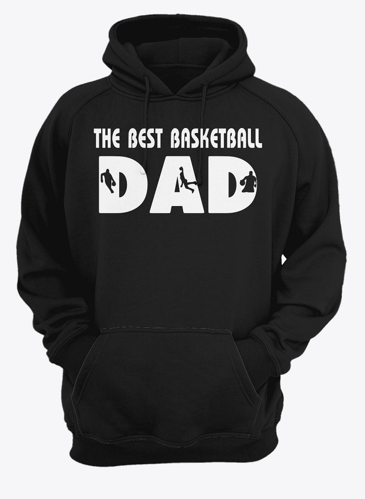 Men's Basketball Dad Hoodies - Comfort Styles
