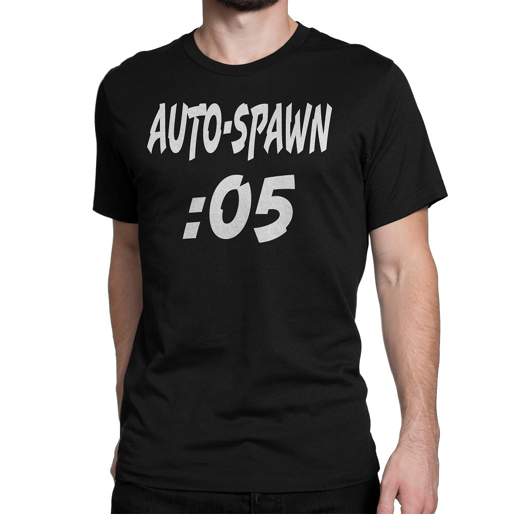 Men's Auto-Spawn :05 T Shirts - Comfort Styles