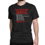 Men's Relationship Status T-Shirts