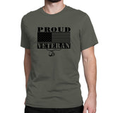 Men's Proud Army Husband T-Shirt