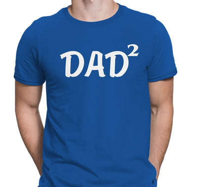 Men's Dad 2 T-Shirts Shirt - Comfort Styles