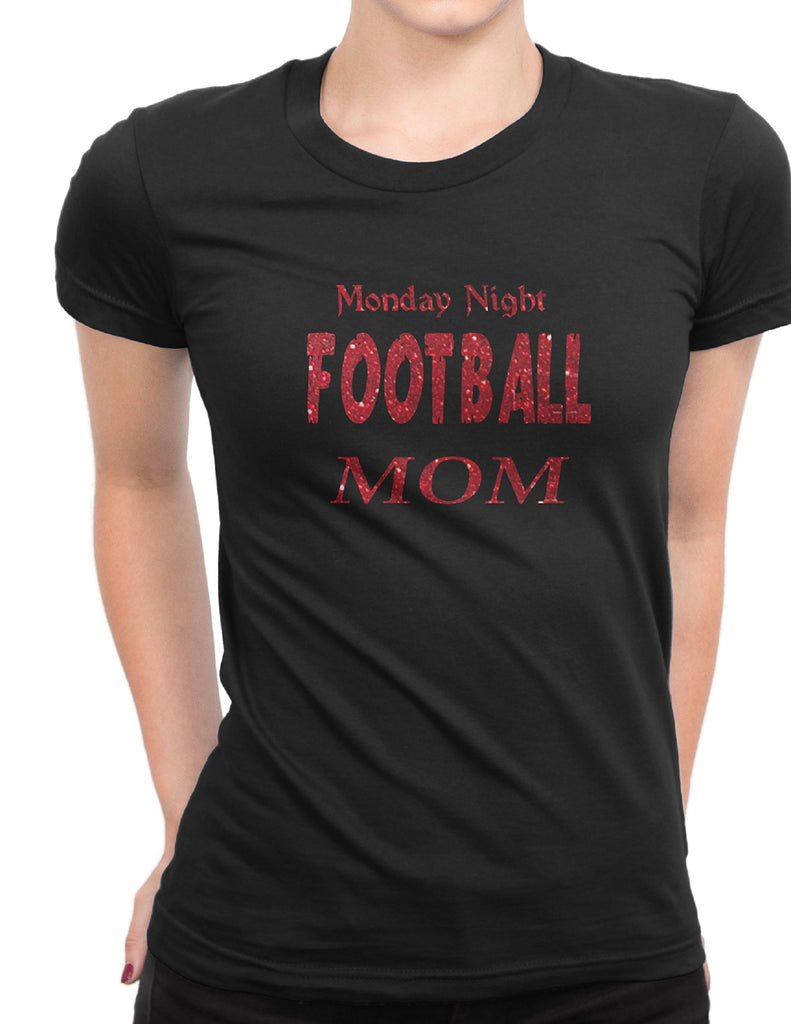 Women's Monday Night Football Mom T-Shirts - Comfort Styles