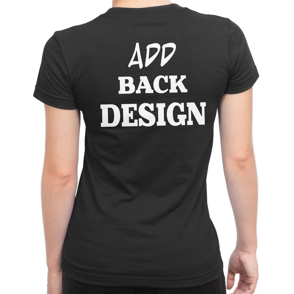 Women's Back Design Upgrade For your T-shirts - Comfort Styles