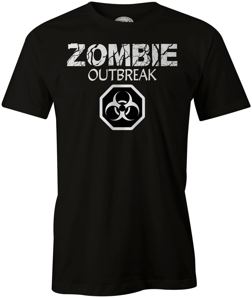 Zombie OutBreak T-Shirts - Comfort Styles