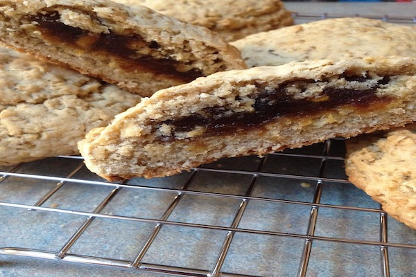 Date Nut Cookies Recipe