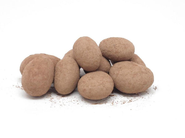 Cocoa Chocolate Covered Almonds