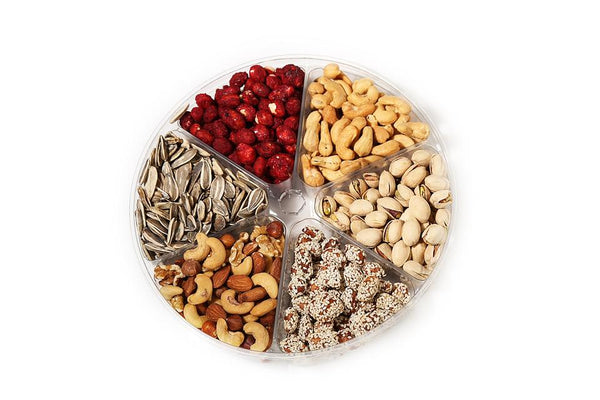 Deluxe Mixed Nuts Gift Tray