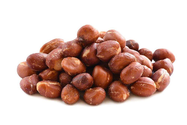 Dry Roasted Salted Redskin Peanuts