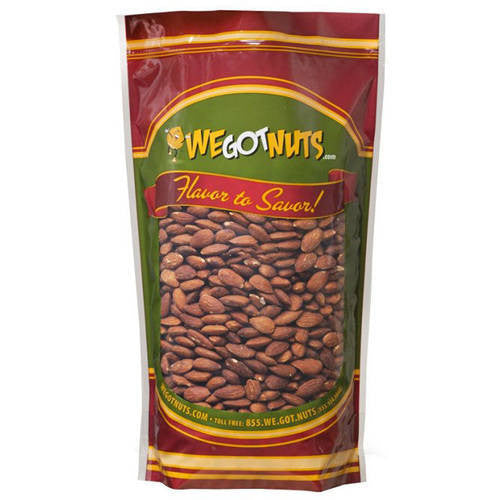 Roasted Unsalted Shelled Almonds