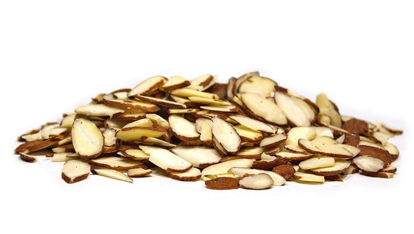 Sliced Natural Almonds