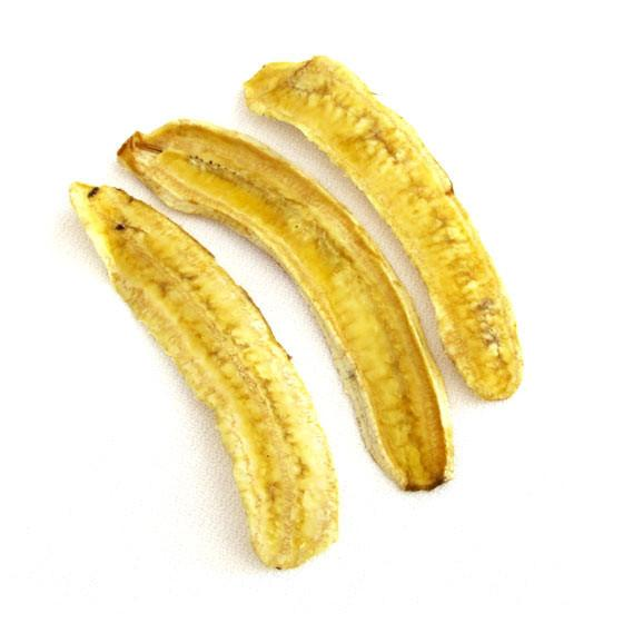 Natural Dried Bananas