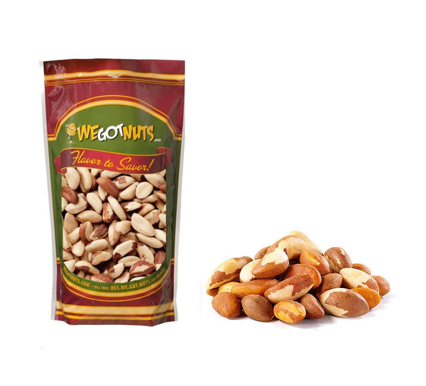 Raw Brazil Nuts for Sale