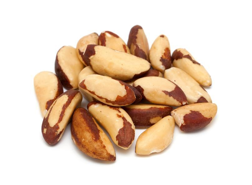 Shelled Roasted Brazil Nuts for Sale