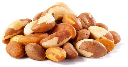 Shelled Roasted Unsalted Brazil Nuts