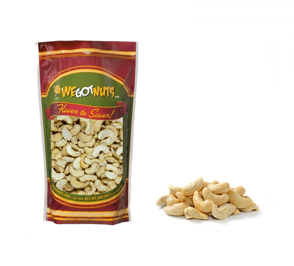 Whole Raw Cashews