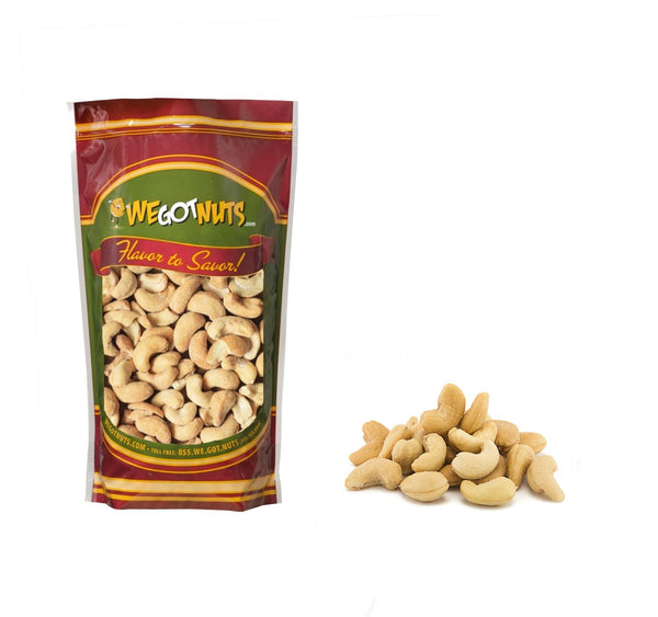 Oil Roasted Salted Cashews