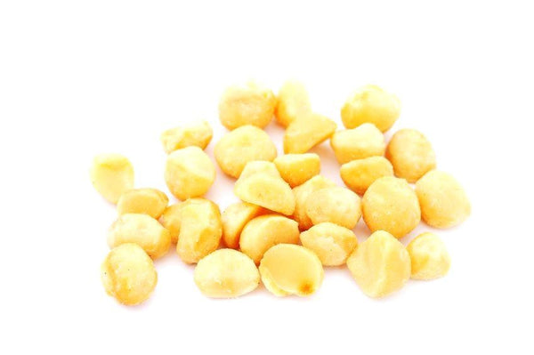 Diced macadamia nuts