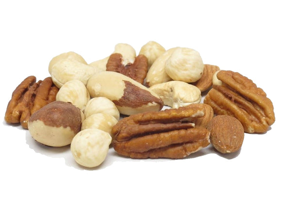 Shelled Raw Mixed Nuts