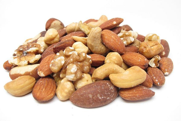 Roasted Unsalted Mixed Nuts for Sale