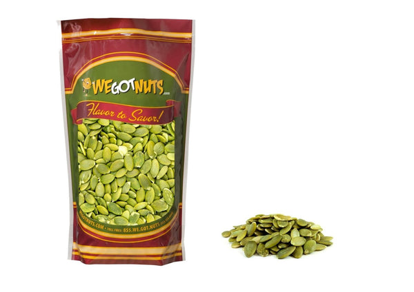 Buy Raw Shelled Pumpkin Seeds