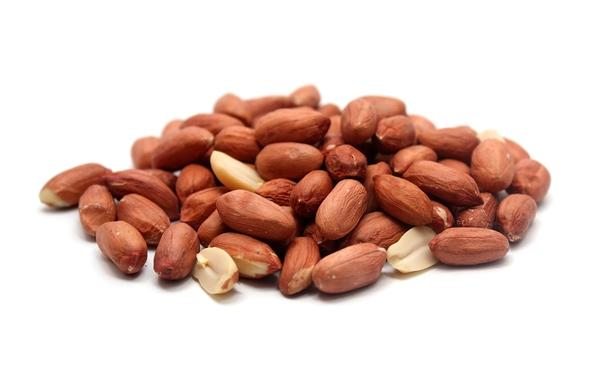Raw Redskin Peanuts