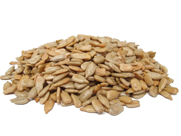 Roasted Unsalted Shelled Sunflower Seeds