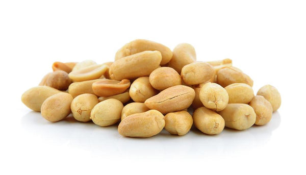 Roasted Unsalted Blanched Peanuts