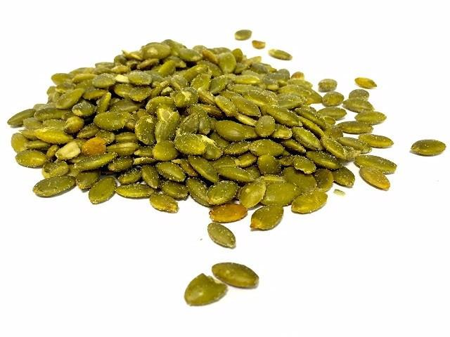 Roasted Salted Pepitas Shelled Pumpkin Seeds