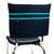 Aussie Pouch Classic Chair Pocket Teal Trim