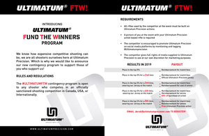 #UltimatumFTW Program!